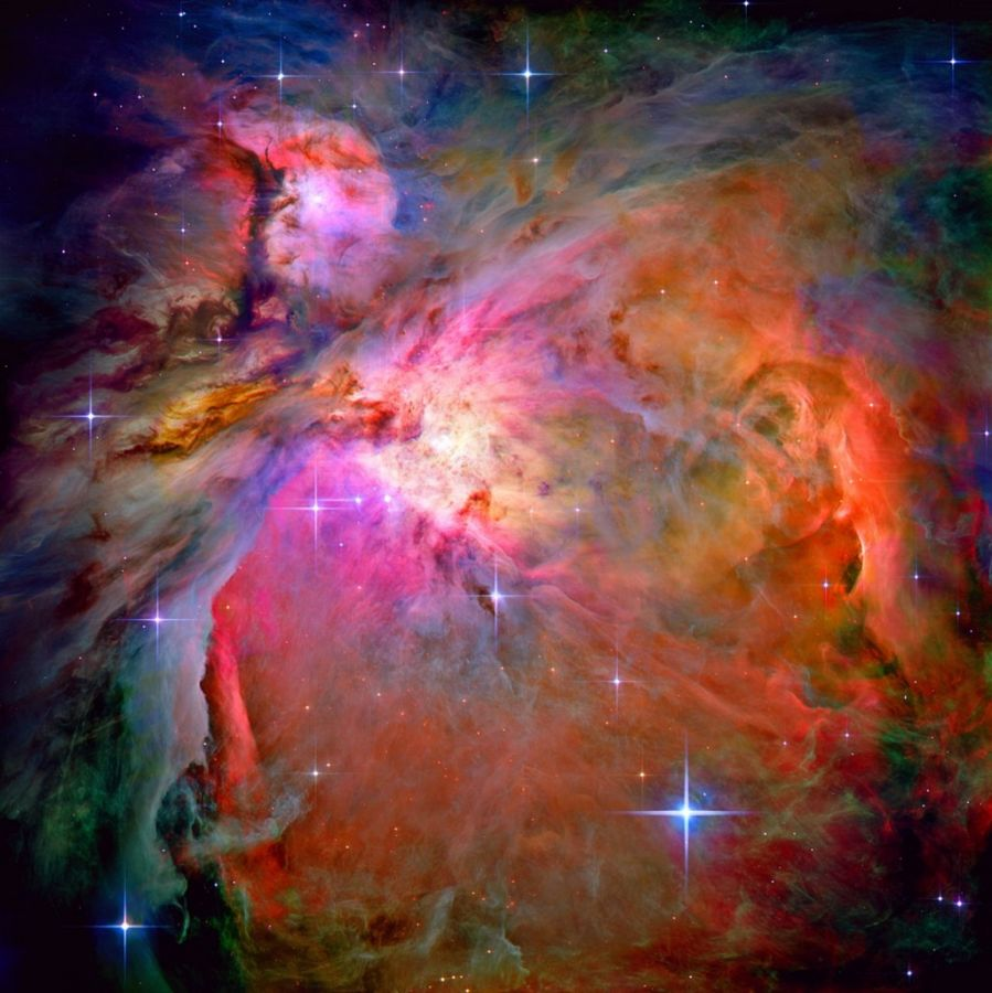 The-Orion-Nebula-M42-by-Oliver-Czernetz