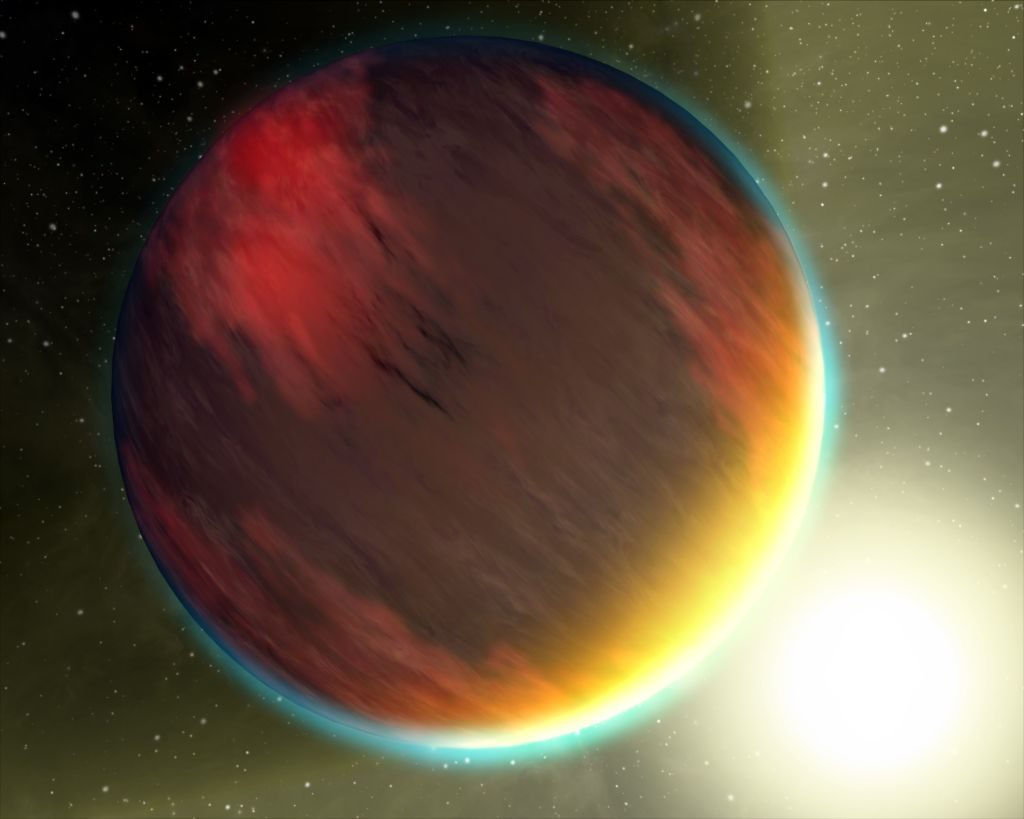 Atmosphere of Earth Exoplanets first detected