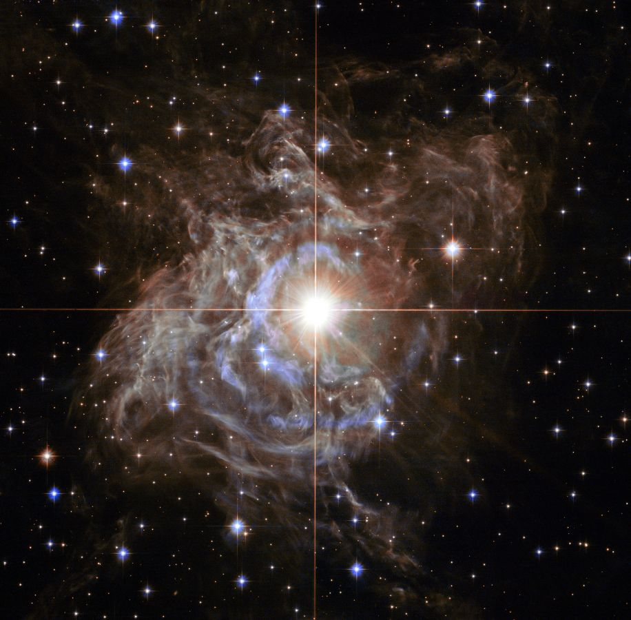 RS Puppis Variable Cepheid Star