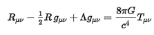 Einstein Field Equations