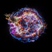 Final Phase of Stellar Life Results in Beautiful Cassiopeia A