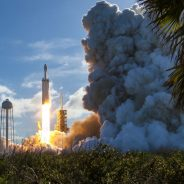 Falcon Heavy Launches to Infinity and Beyond!