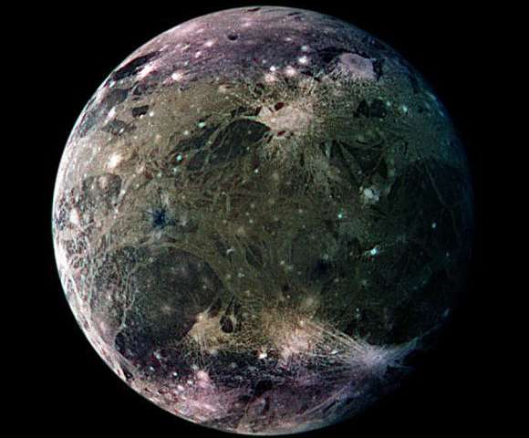 Ganymede - Jupiters Moon